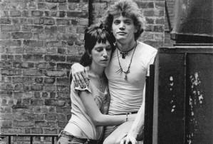 Patti y Robert