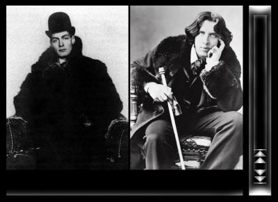 Cravan y Wilde