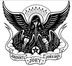 Three Angels RAMONES