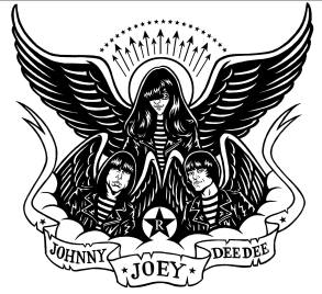 Three Angels RAMONES