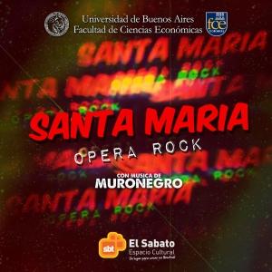 Flyer Santa María