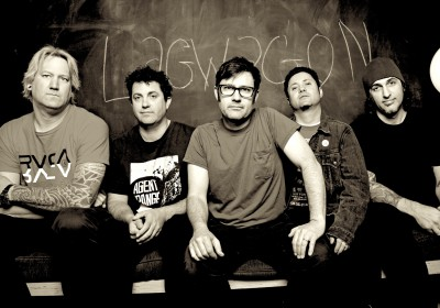 LAGWAGON. Photograph by Lisa Johnson Rock Photographer. ALL RIGHTS RESERVED. http://www.lisajohnsonphoto.com
